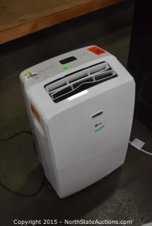 LG Smart Thinq Air Conditioner