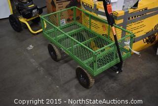 Garden Pull Cart