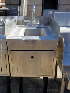 Supreme Metal SC-15-TS-L Sink