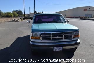 1994 Ford F-150 4x4 Pickup