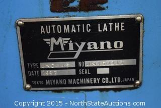 Miyano C & C Machine