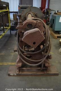 Cutler-Hammer Metal Shaping Roller