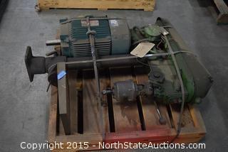 Buffalo Heavy Duty Drill Press