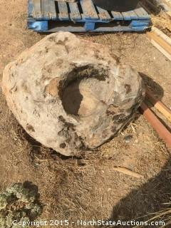 Decorative Landscaping Boulder