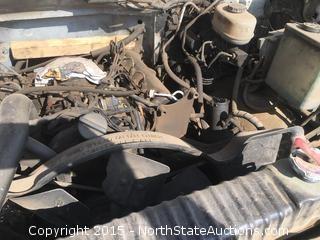 1989 Ford FSuperDuty Truck