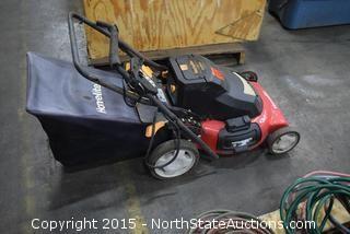 Homelite Cordless Lawn Mower
