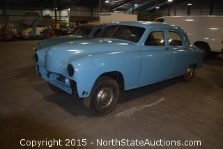 1948 Kaiser 4-Door Sedan