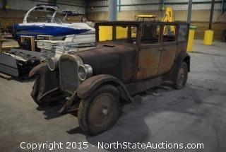 1927 Dodge 4-Door Sedan
