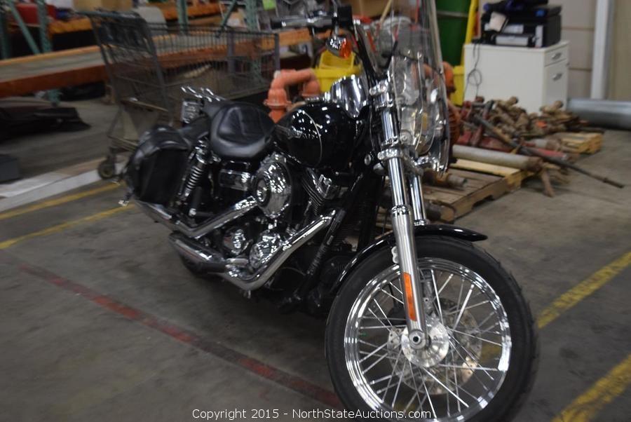2014 Harley Davidson SuperGlide NO BUYERS PREMIUM!