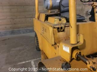 Yale 8,000lbs Propane Forklift