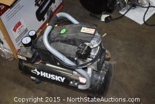 Husky 4-Gallon Air Compressor