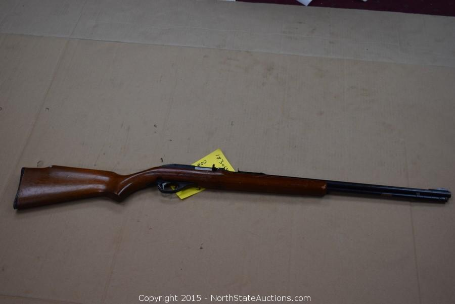 Fall Gun Sale, 8 Firearms up for Auction.