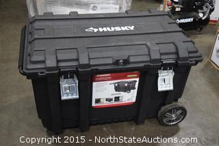 Husky Mobile Job Box