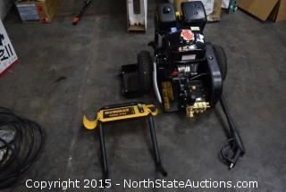 DeWalt Power Washer
