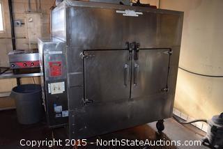 Cookshack Smart Smoker Rotisserie Oven FEC-500
