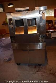 Autofry MTI-40E Automatic Frying Machine