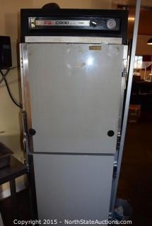 Metro C200 Series Food Warming Cabinet