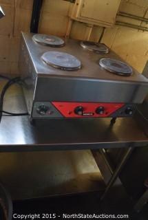 Nemco Electric Hot Plat