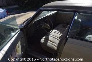 1970 Buick LeSabre 4-Door Hardtop