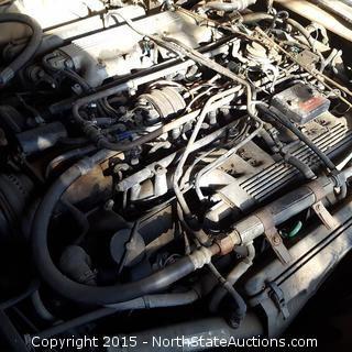 1982 Jaguar XJS