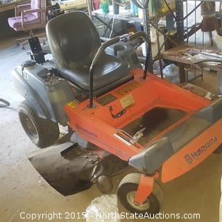 Husqvarna Riding Mower, Owner states New MOTOR