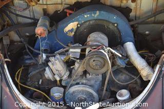 1960S VW BUG