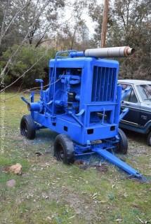 Reiner Pump,Cetrifugal,Single Stage Gasoline Engine Driven