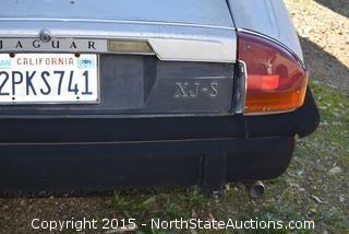 1977 Jaguar Converted into 350