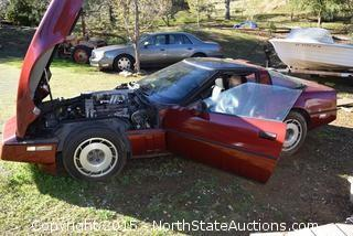 1987 Chevy Corvette