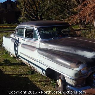 1951  Cadillac 4-Door Sedan