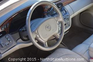 2003 Cadillac