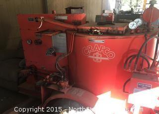 CRAFCO Tar Paving  Boiler