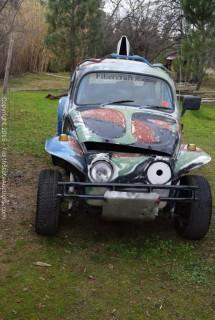 1968 Volkswagen Baja  Bug