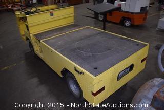 Cushman Electric Cart