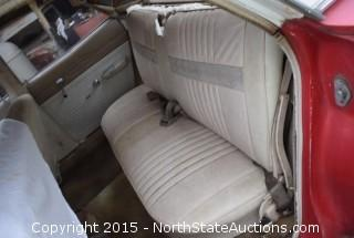 1967 Ford Custom 4-Door Sedan