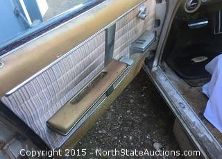 1962  Buick Electra 225 4- Door Hardtop
