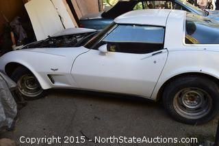1978 Chevy Stingray Corvette
