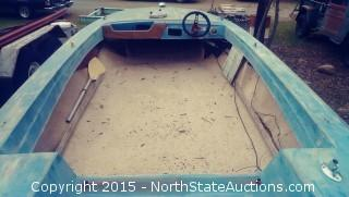 16' Ski Boat