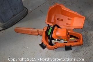 Stihl Gas Powered Chain Saw