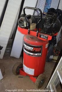 Husky Pro Air Compressor