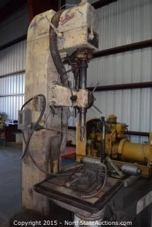 Buffalo Industrial Drill Press
