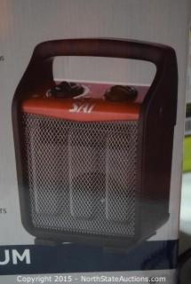 SAi Fan-Forced Electric Utility Heater
