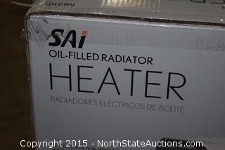 SAi Oil-filled Radiator Heater