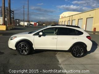2014 Subaru Crosstrek XV, Premium, 2.0 AWD with Warranty