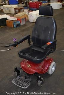 Shoprider Motorized Chair
