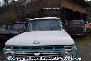 1965 Ford Twin IBeam F-250 Pickup