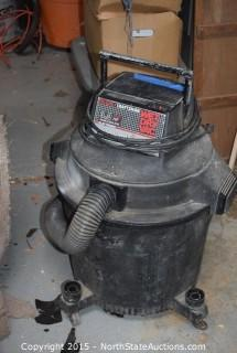 Craftsman Professional  Wet and Dry Vac