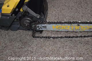 McCullough Titan 40 Chainsaw