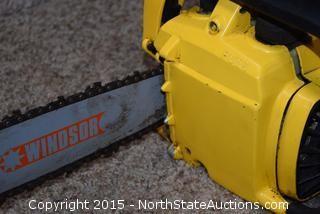 McCullough MAC110 Chainsaw
