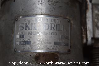 "5/8"" Skil Heavy Duty Drill"